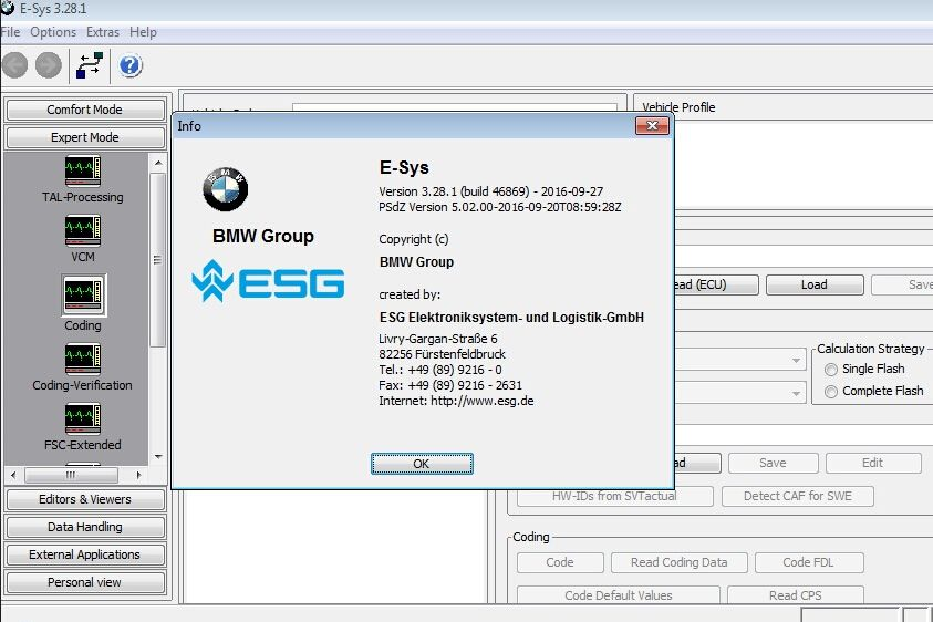 25 kinds of BMW Coding you can DIY with ESYS BMW ENET Cable