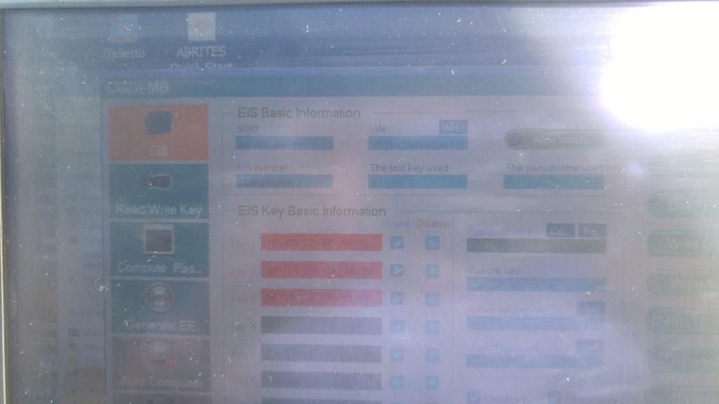 CGDI MB add key