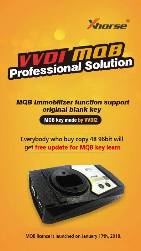 VVDI MQB Function