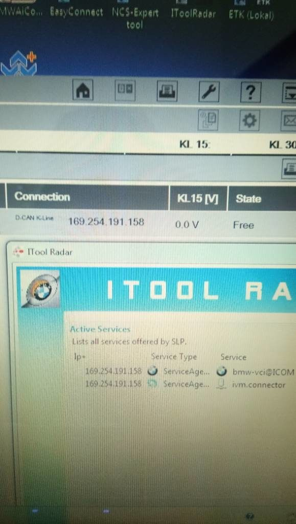 Solved) BMW Icom a2 cannot run esys   EOBDTOOL Blog