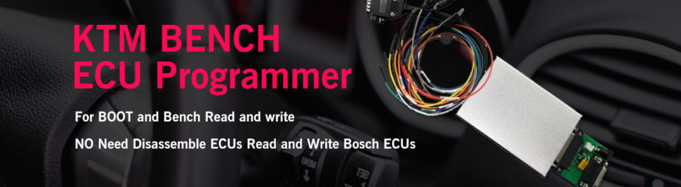 KTM BENCH ECU Programmer