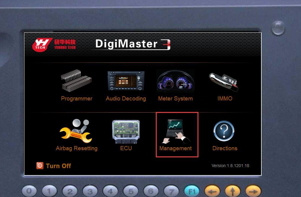 "Fixed) Digimaster 3 update error ""not connect server"