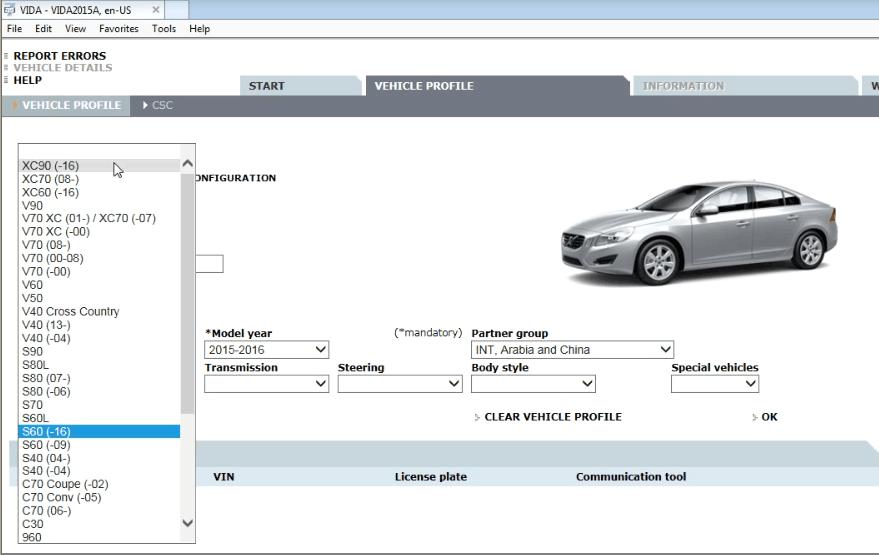 Volvo Vida Dice 2014D - eobdtool co uk