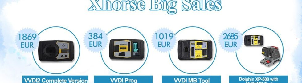 Xhorse device sale