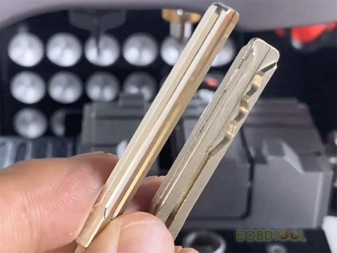 2m2 cut keys