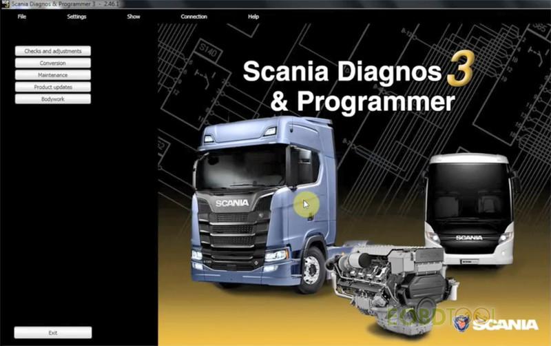 V2.46 Scania VCI3