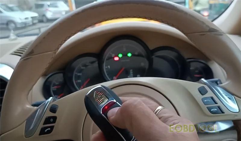 Porsche Cayenne 2014 5M48H BCM Key