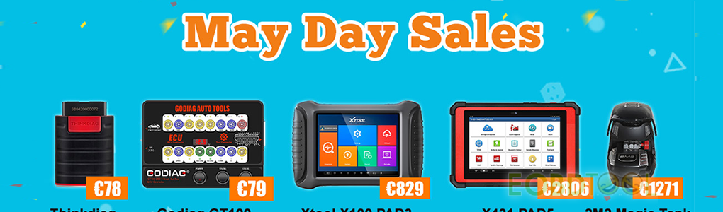 may day sale
