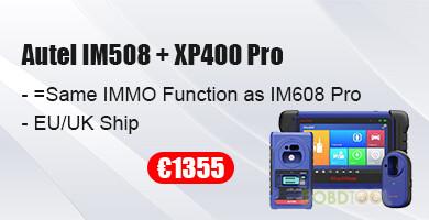 autel im508+xp400 pro