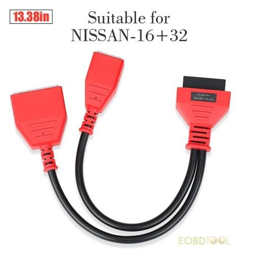 Autel 16+32 gateway adapter