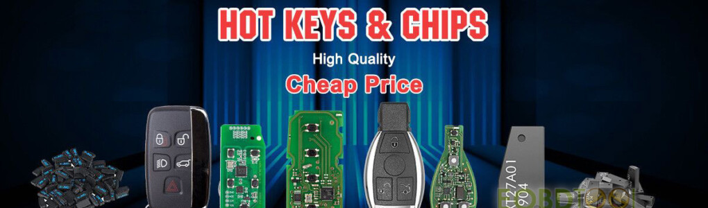 Hot keys and chips sale