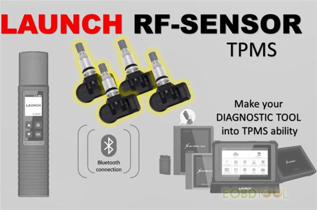 launch rf sensor
