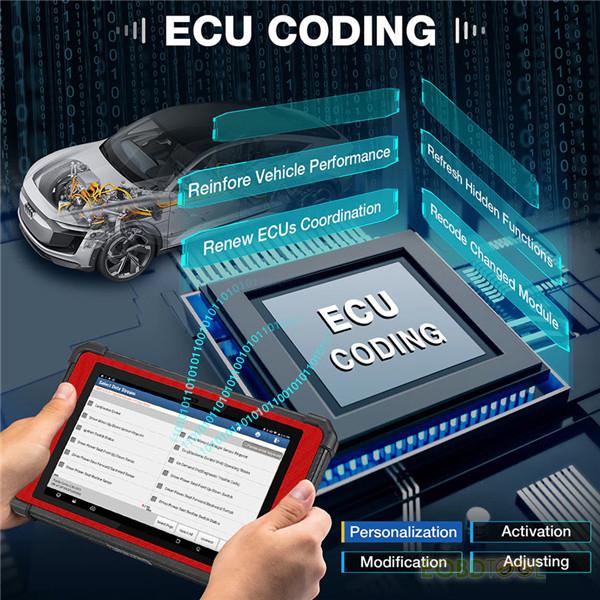 pad v ecu coding