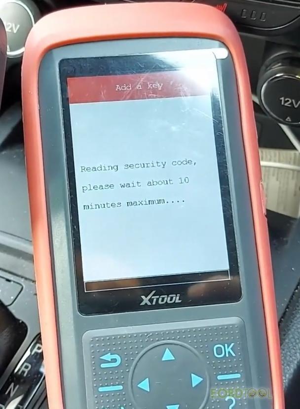 x100 pro2 add key