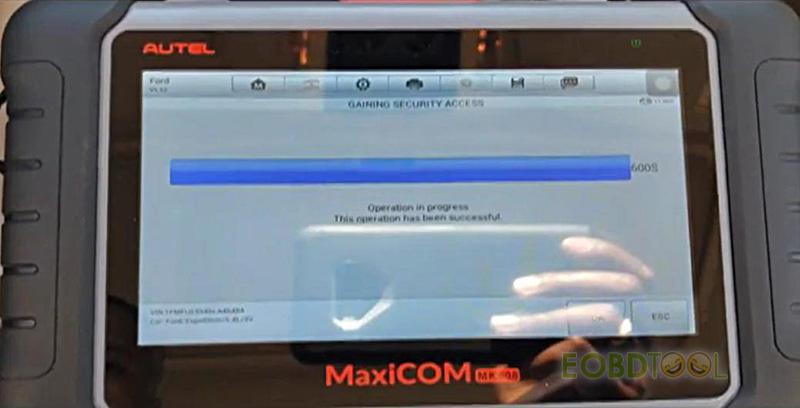 autel mk808 scanner
