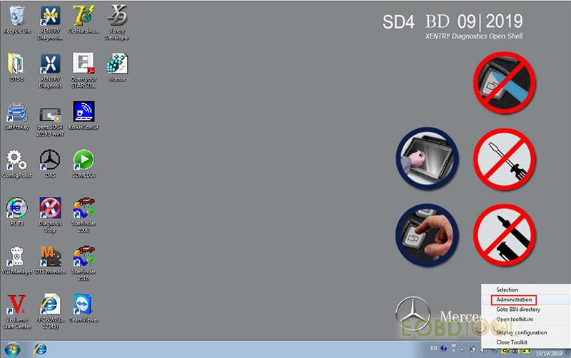 Update & Re-flash MB SD C5/C4Plus Firmware