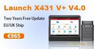 launch x431 v+ v4.0